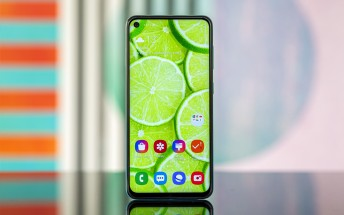 Samsung Galaxy A60 starts receiving Android 10 with One UI 2.0