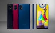 Samsung Galaxy M31 hits the UK