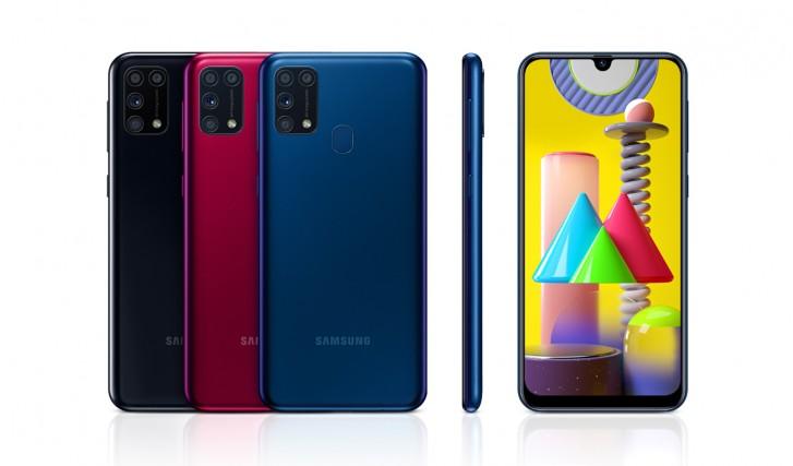 Samsung Galaxy M31 goes global