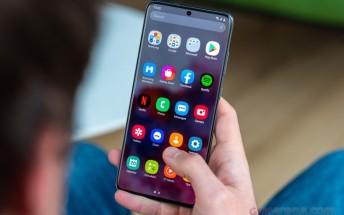 Latest Samsung Galaxy S20 series update fixes green tint bug