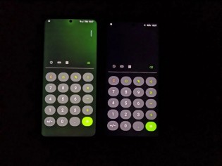 Samsung Galaxy S20 Ultra green tint issue