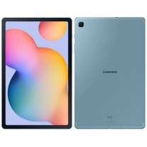 Samsung Galaxy Tab S6 Lite in Angora Blue color