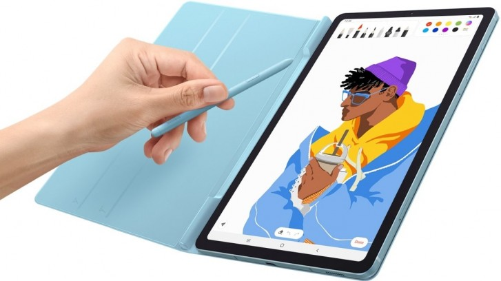 Samsung Galaxy Tab S6 Lite unveiled: 10.4'' display, S-Pen support, and 7,040 mAh battery