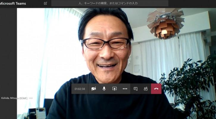 Sony Mobile President Mitsuya Kishida