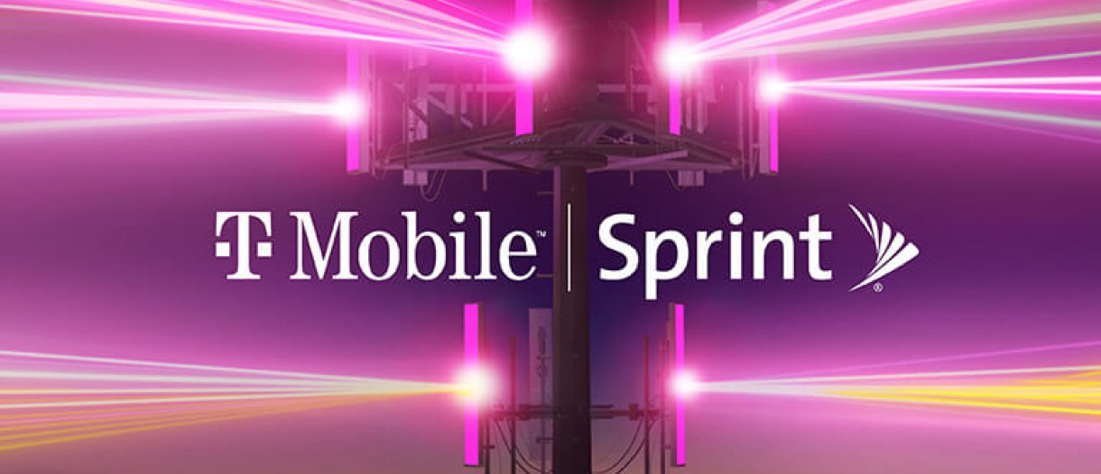 T Mobile Officially Completes Merger With Sprint Legere Steps