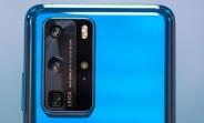 Huawei P40 series win TIPA award for best photo smartphones