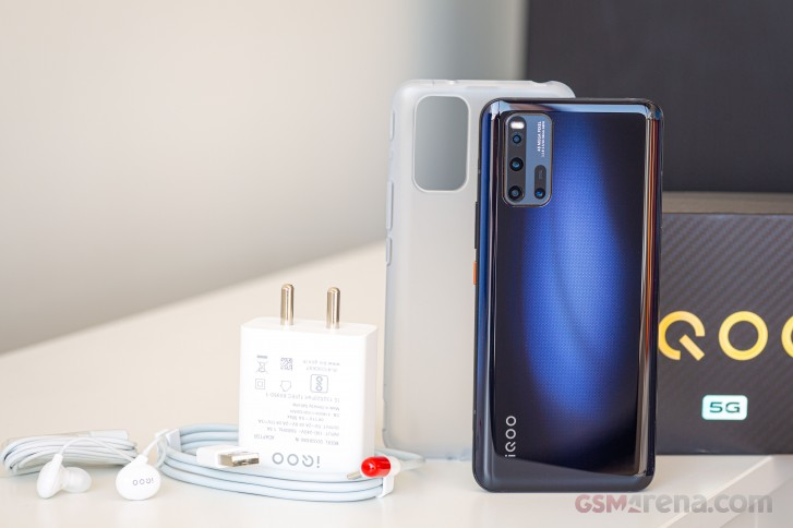 vivo iQOO 3 5G in for review
