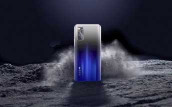 Take a look at the first vivo iQOO Neo3 official image