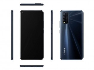 vivo Y50 in Black