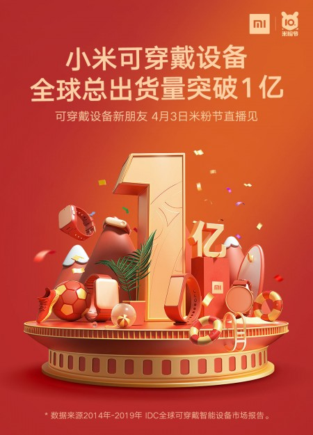 Xiaomi Mi Band 5 could be unveiled tomorrow