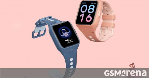Xiaomi Mi Kids Watch 4 and 4 Pro have large OLED screens, 4G and are swim-proof