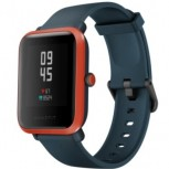 Amazfit Bip S in Red Orange color