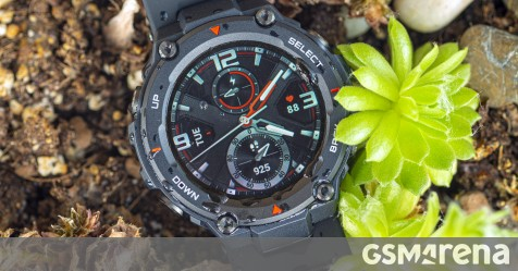 Amazfit T-Rex rugged smartwatch arrives in India