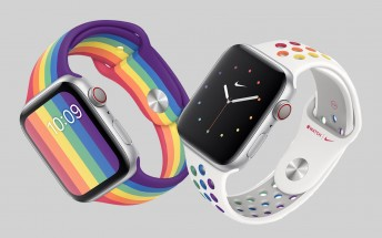 Apple releases two new Pride Edition bands for the Apple Watch