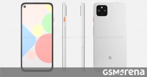 Here's a look at the cancelled Google Pixel 4a XL
