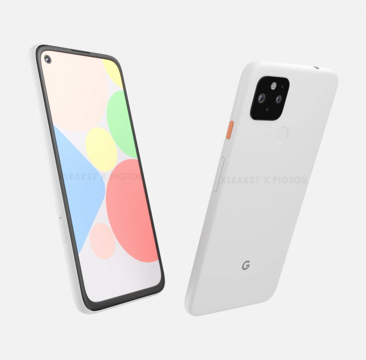 Here's a look at the canceled Google Pixel 4a XL