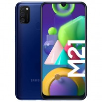 Samsung Galaxy M21 in Blue