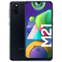 Samsung Galaxy M21 in Black