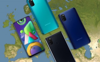 Samsung Galaxy M21 now available in Europe at €230