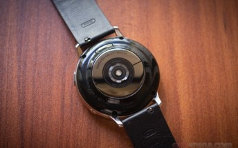 Samsung's upcoming Galaxy Watch to have a titanium variant
