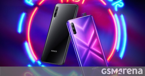 Honor 9X Pro and promo deals hit the UK as Honor revamps its online store