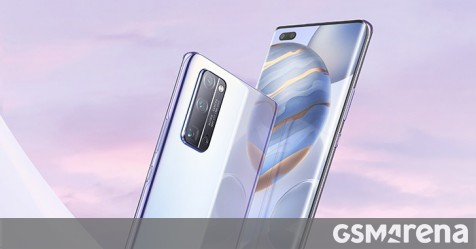 Honor 30 and 30 Pro get a new color option