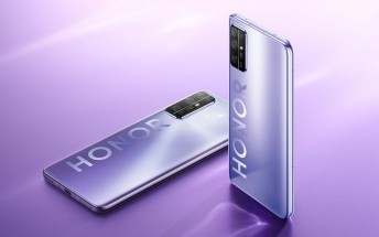 Honor 30 family hits Russia - its first market after China