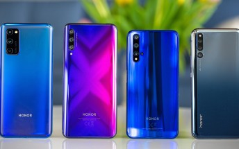Honor plans to use MediaTek 5G chipsets in future devices
