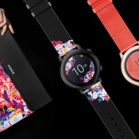 Artist editions of the Honor MagicWatch 2 and a laptop sleeve