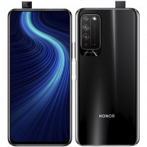 Honor X10 5G in Midnight Black color