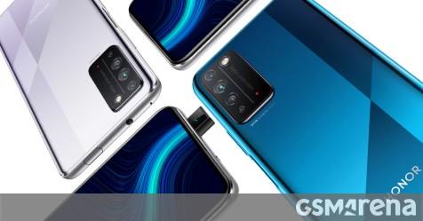 Honor X10 5G design reveled in official poster, specs revealed
