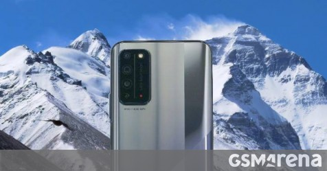 Honor X10 5G photos from Everest shared before phone's announcement, Honor 30 Pro+ shots too