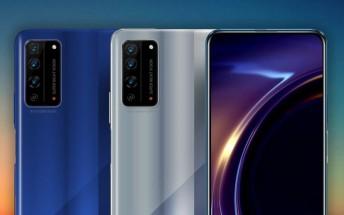 Honor X10 5G camera details leak, X10 Pro will add a periscope camera