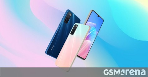 Huawei Enjoy Z 5G brings 90Hz display, Dimensity 800 SoC and triple cameras