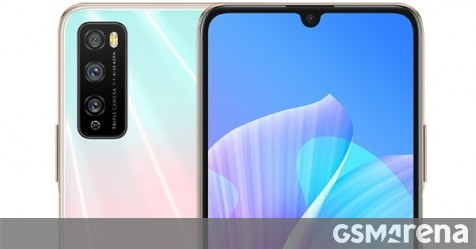 Huawei Enjoy Z 5G specs and design revealed by Chinese retailers