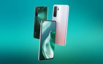 Huawei P40 lite 5G announced - a rebadged nova 7 SE for Europe