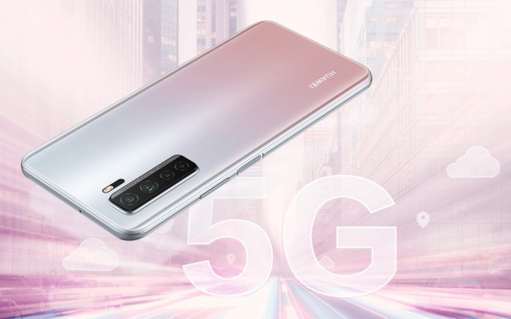 Huawei P40 lite 5G announced, it's a rebadged nova 7 SE for Europe
