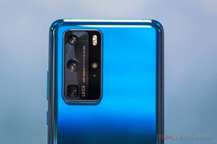 Huawei P40 lineup receive an update with new camera features