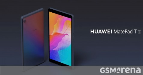 Huawei MatePad T8 arrives in India - GSMArena.com news - GSMArena.com