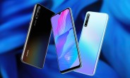 "Huawei Y8p quietly unveiled with 6.3"" OLED screen, 48MP RYYB camera, Kirin 710F"