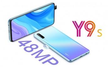 Huawei Y9s launching in India soon