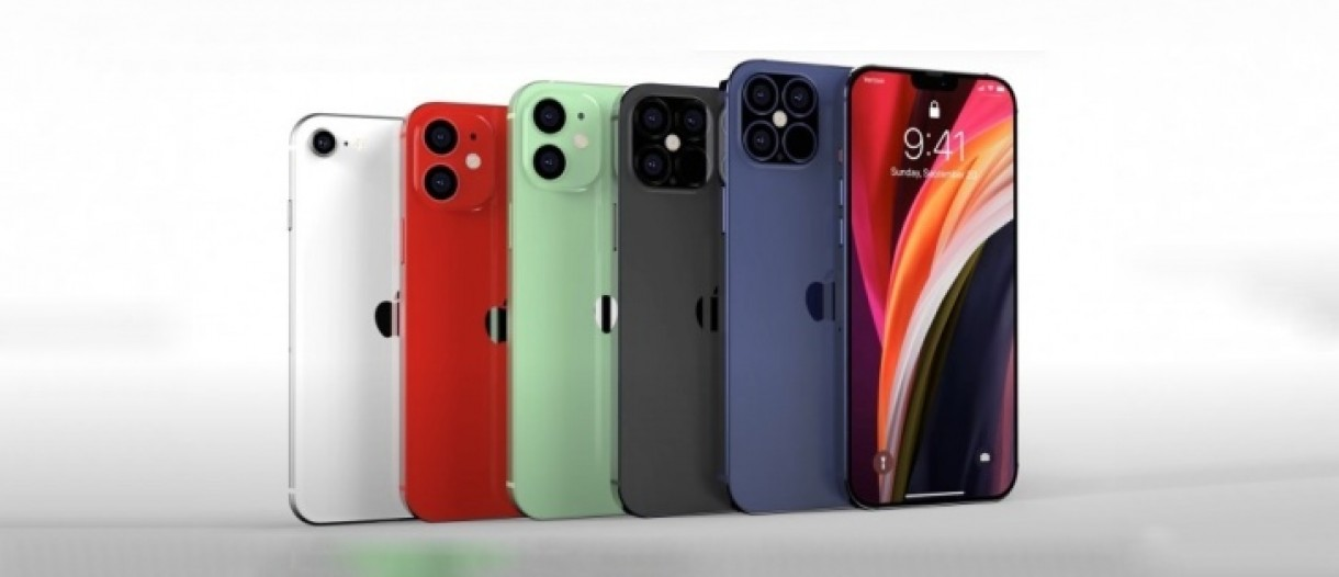 Apple iPhone 12 series to launch in late November, new report suggests -  GSMArena.com news