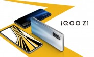 iQOO Z1 announced: Dimensity 1000+ SoC, 144Hz screen, and 48MP triple camera