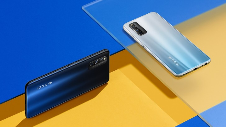 iQOO Z1 announced: Dimensity 1000+ SoC, 144Hz screen, and 48MP ...