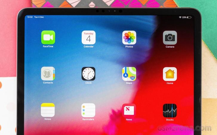 LG ramping up production for iPad LCD panels
