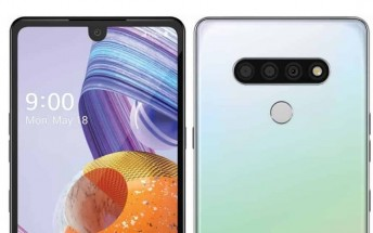 LG Stylo 6 leaked render reveals notched display and triple rear cameras