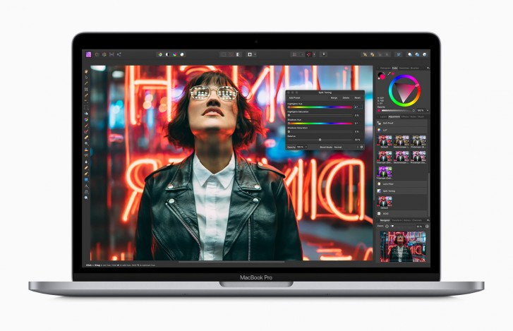 Apple updates the MacBook Pro 13 with scissor switches and doubles the storage   gsmarena 002  Apple Has Launched New 13″ MacBook With i5 CPU & All-New Keyboard gsmarena 002