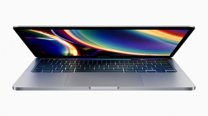 Apple updates the MacBook Pro 13 with scissor switches and doubles the storage  Apple Has Launched New 13″ MacBook With i5 CPU & All-New Keyboard gsmarena 004