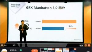 Dimensity 820 vs. Snapdragon 765G: GFX Manhattan 3.0
