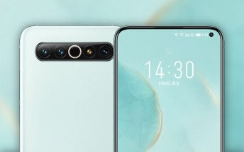 Meizu 17 pricing revealed a day early as a retailer jumps the gun